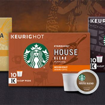 Free Starbucks K-Cups Samples