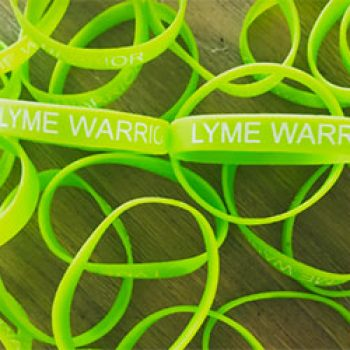 Free Lyme Warrior Wristband