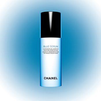 Free Chanel Blue Serum Samples