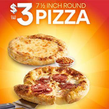 AMC Theatres 75 Pizza For 3