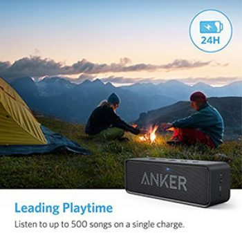 Anker Bluetooth Speaker Just $25.99 (Reg $79.99)