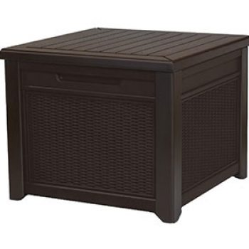 Keter 55 Gallon Outdoor Storage Cube Just $49.98 (Reg $78)