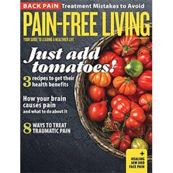 Free Pain-Free Living Magazine