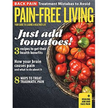 Free Pain-Free Living Magazine