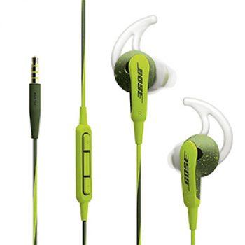 Bose SoundSport In-Ear Headphones Just $45.99 (Reg $100)