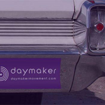 Free Daymaker Bumper Sticker