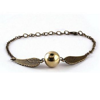 Harry Potter Quidditch Bracelet Just $1.34 + Free Shipping