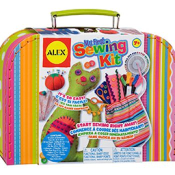 ALEX Toys My First Sewing Kit Just $14.09 (Reg $35)