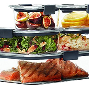 Rubbermaid Brilliance 10-Piece Container Set Just $15.99