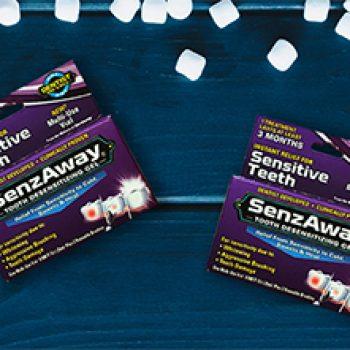 Free SenzAway Tooth Gel