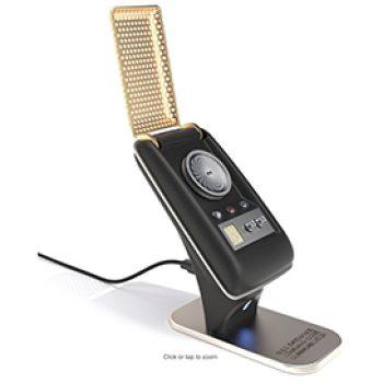 Star Trek Bluetooth Communicator Just $49.99