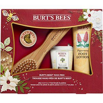 Burt's Bees Mani/Pedi Holiday Gift Set Just $14.99
