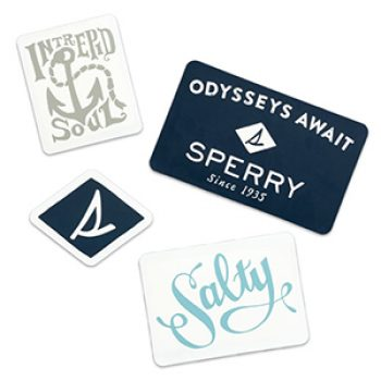Free Sperry Stickers