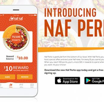 Naf Naf: Free Side W/ Purchase