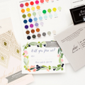 Free Wedding Stationary Samples