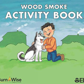Free Wood Smoke Coloring Book