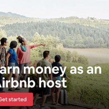 Earn Money As Airbnb Host
