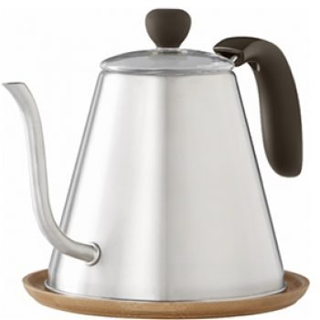 Caribou Coffee Stainless Kettle Just $9.99