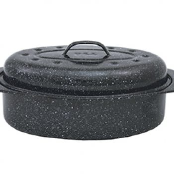 Granite Ware Oval Roaster Just $5.91