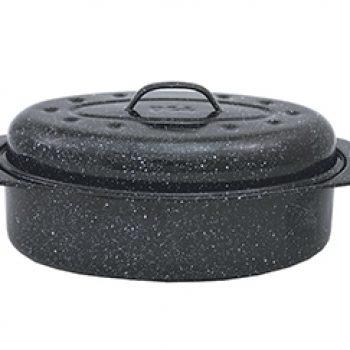 Granite Ware Oval Roaster Just $5.91