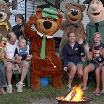 Free Yogi Bear Campground Directory