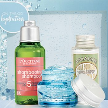 Free L'Occitane Beauty Gift In-Store
