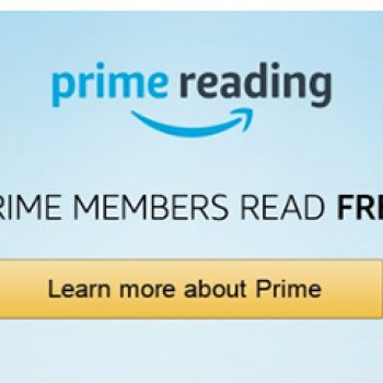 Amazon Prime: Free eBooks
