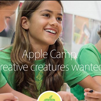 Free Apple Summer Camp for Kids