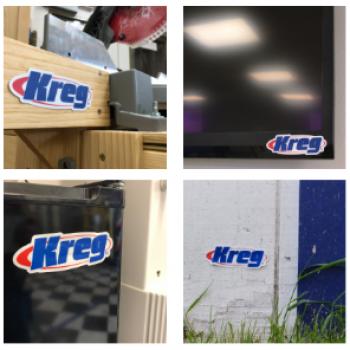 Free Kreg Sticker