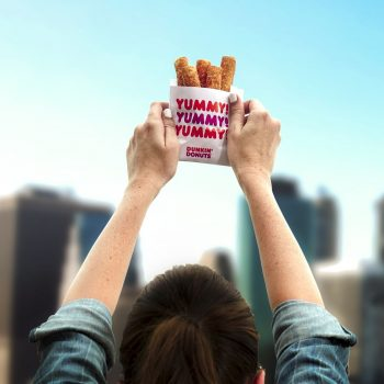 Dunkin' Donuts: Free Donut Fries - July 13