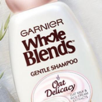 Free Garnier Whole Blends Samples