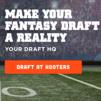 Hooters: Free Fantasy Draft Kit