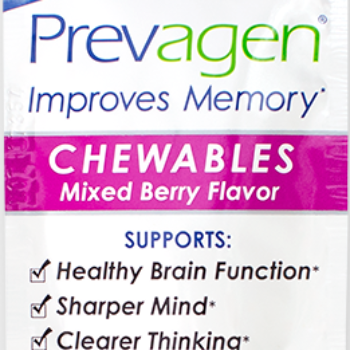 Free Prevagen Chewable Tablets