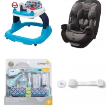 Safety 1st First Look Program: Possible Free Products
