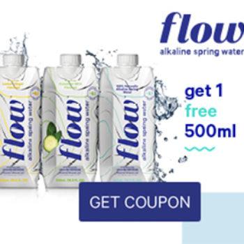Free Flow Water W/ Coupon