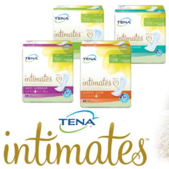 Free TENA Intimates Samples