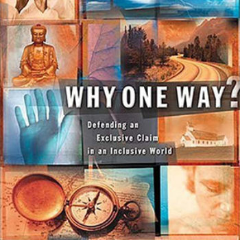 Free Why One Way? Book