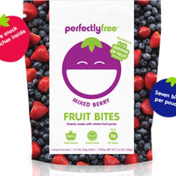 Free PerfectlyFree Fruit Bites