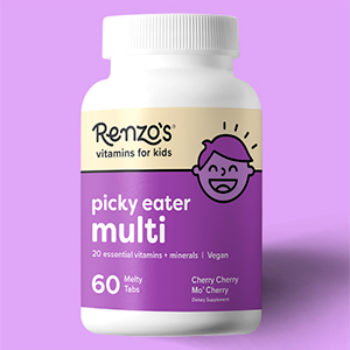 Free Renzo's Vitamins for Kids