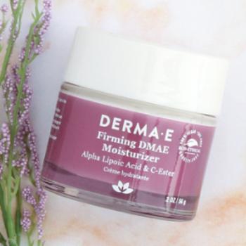Free Derma-E DMAE Moisturizer