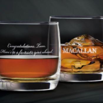 Free Macallan Engraved Glasses