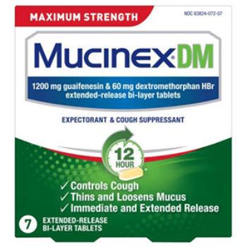 Mucinex DM Coupon
