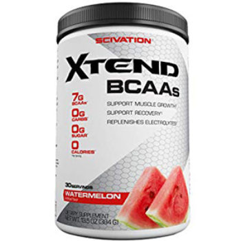 Free Xtend BCAA Samples