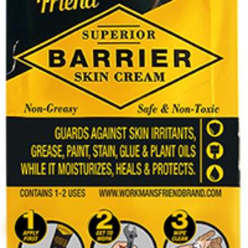 Free Workman's Friend Skin Cream Samples