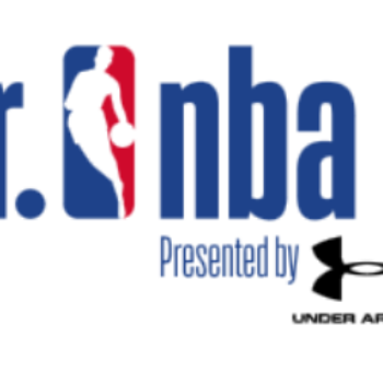 Free Jr. NBA Sticker