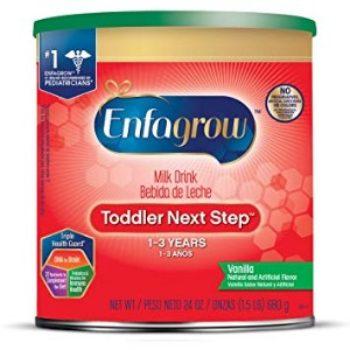 Free 10oz Enfagrow Toddler Next Step Sample