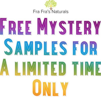 Free Fra Fra's Naturals Samples