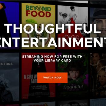 Kanopy: Free Streaming Entertainment