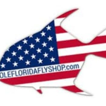 Free Ole Florida Fly Shop Stickers