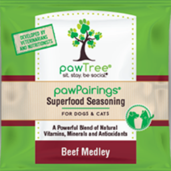 Free Paw Pairings Pet Food Seasoning Samples